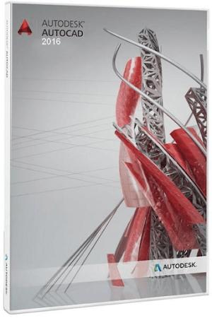 Autodesk Autocad 2016 [32/64Bits][Win/Mac][Full][Español]