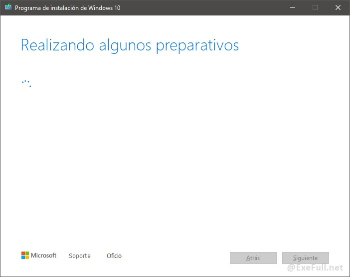 Descarga Windows 10 Paso 3